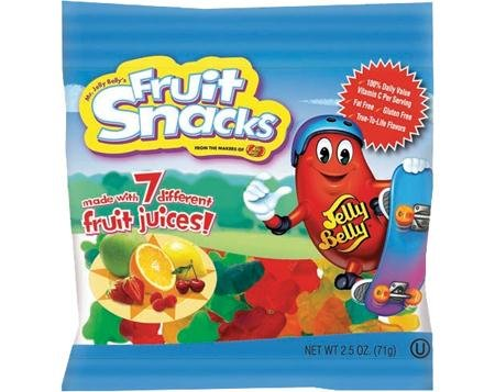 Jelly Belly Snacks
