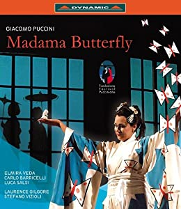 Puccini Madama Butterfly Dynamic 55563 Blu-ray from Dynamic