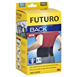 Futuro Back Support, Moderate Support, Adjust to Fit, 1 ea