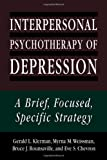 img - for Interpersonal Psychotherapy of Depression: A Brief, Focused, Specific Strategy (Master Work) book / textbook / text book