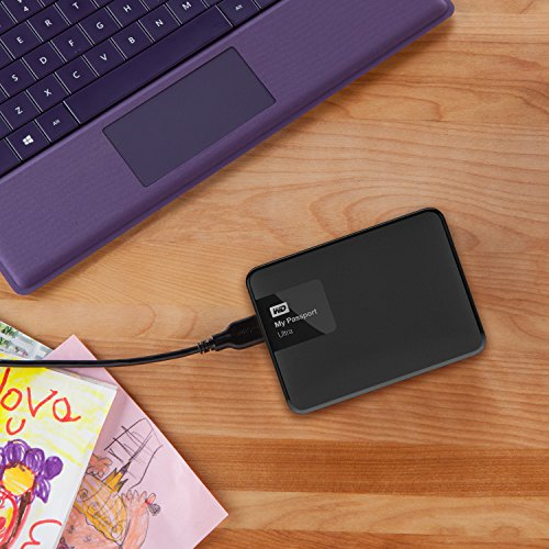 WD My Passport Ultra 1TB Portable Ext...