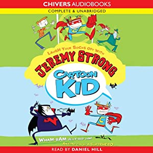 Cartoon Kid | [Jeremy Strong]