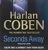 Harlan Coben Seconds Away (Mickey Bolitar)