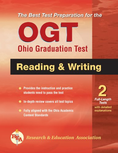 OGT Ohio Graduation Test Reading and Writing (Ohio Graduation Test (OGT) Test Prep)