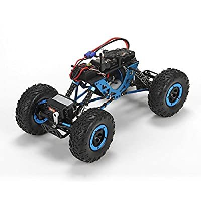 ECX 1/18 Temper 4WD Rock Crawler Brushed: RTR