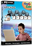 Fun 4 Kids Arcade Typing Tutor (PC CD)