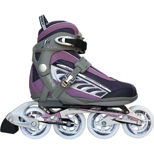 Roller Derby Spartan 9.9 Womens Inline Skates, Size 8