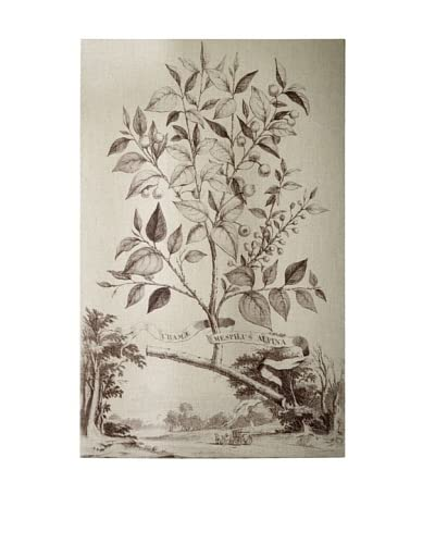 French Linen Collection Munting Tree Tapesty