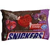 Snickers Valentine's Fun Size Candy Bars, 11.18-Ounce Packages (Pack of 6)