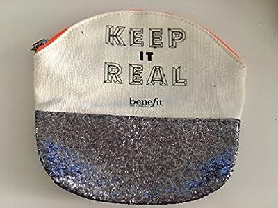 Benefit cosmetics Keep it real Makeup bag