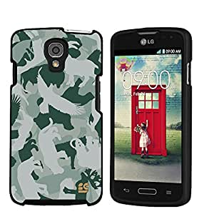 LG Volt LS740, Slim fit Case - Animal Tatto: Cell Phones & Accessories