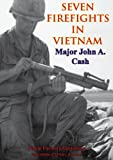 img - for Vietnam Studies - Seven Firefights in Vietnam [Illustrated Edition] book / textbook / text book