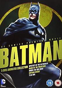 Batman Animated Box Set [DVD] [2012]