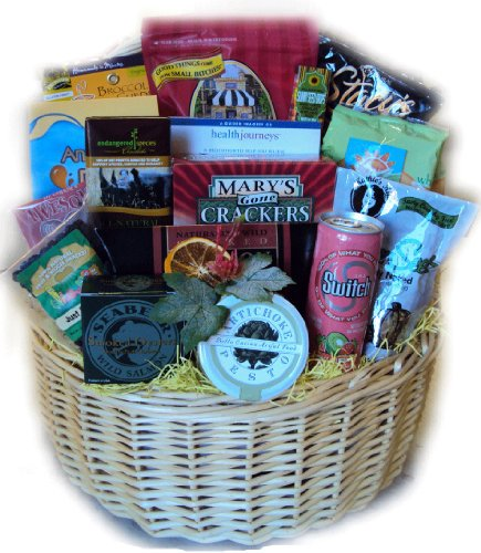 Deluxe Depression Relief Get Well Basket