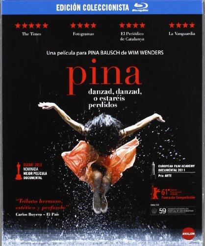Pina 3D [Blu-ray]