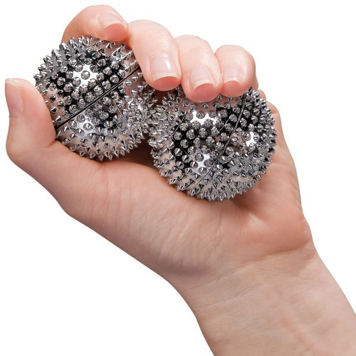 Therapy Massage Balls Set of 2 by EasyComforts