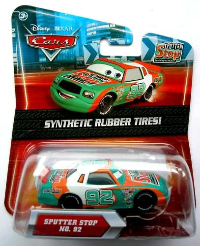 disney-pixar-cars-kmart-exclusive-sputter-stop-no92-with-rubber-tyres