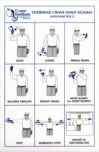 Overhead crane hand signal chart price in india buy overhead crane