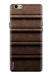 Noise Designer Printed Case / Cover for Oppo F1s / Patterns & Ethnic / Printed Leather Panels Design (GD-353)