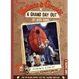 Wallace and Gromit in a Grand Day Out: Graphic Novel (Wallace & Gromit Graphic Novel)by Nick Park