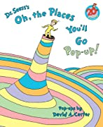 Oh, the Places You'll Go Pop-Up by Dr. Seuss cover image