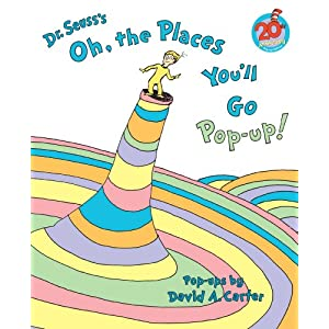 Oh, the Places You'll Go Pop-Up e-book