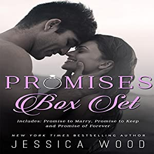 Promises Series: Complete Box Set Audiobook