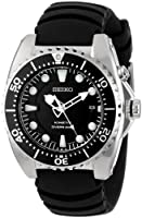Seiko Men's SKA413 Adventure Kinetic Diver Watch by Seiko