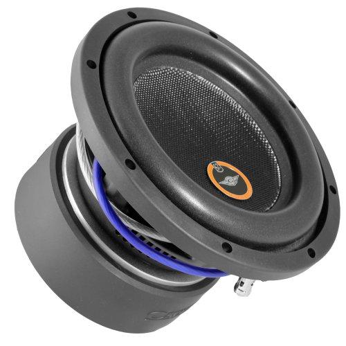 Cadence Acoustics S2W8-S4 1000 Watt Peak 8-Inch Single Voice Coil 4 Ohm Subwoofer