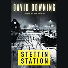 Stettin Station Audiobook by David Downing Narrated by Simon Prebble