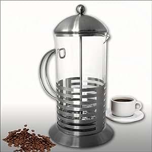 Design French Press Coffee Maker : Amazon.com - Relaxdays Gmbh Design French Press Coffee And Tea Maker 1 L