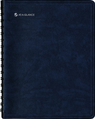 At-A-Glance 2014 The Action Planner Daily Appointment Book, Black, 7.75 X 9.13 X .63 Inches (70-Ep05-05)