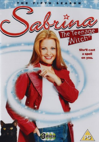 Sabrina: The Teenage Witch - Season 5 [UK Import], DVD