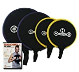 51q8vc1 kcL. SL160  Hyperwear SandBell SLAM! Unfilled Weights Workout Intro DVD Bundle with 4 SandBells Review