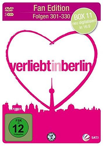 Verliebt in Berlin - Folgen 301-330 (Fan Edition, 3 Discs) hier kaufen
