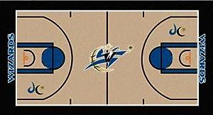 Washington Wizards 29.5x54 Nba Large Court Runner NBA Large Court Runner Carpet Rug... by Fanmats