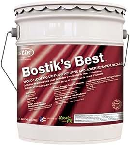 Bostik S Best Wood Flooring Adhesive 5 Gallon