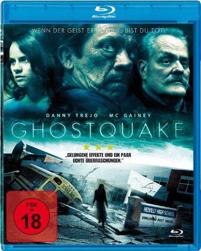 Ghostquake - Das Grauen aus der Tiefe [Blu-ray]