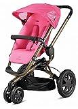Quinny Buzz 3 Bronze Stroller 2013 (Pink Precious)
