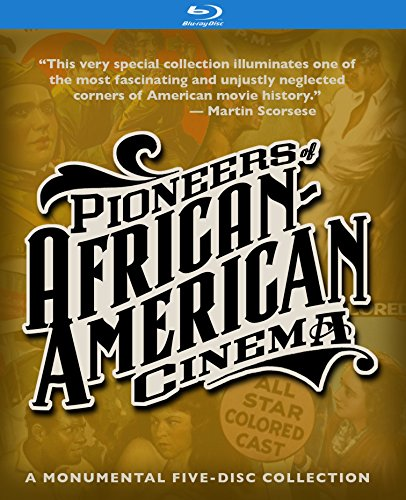 Pioneers of African American Cinema (5 Discs) [Blu-ray]