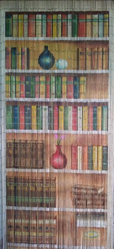 Great Price Buy Bookcase Beaded Curtain 125 Strands