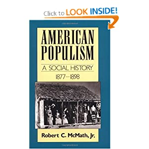 american populism a social history thesis