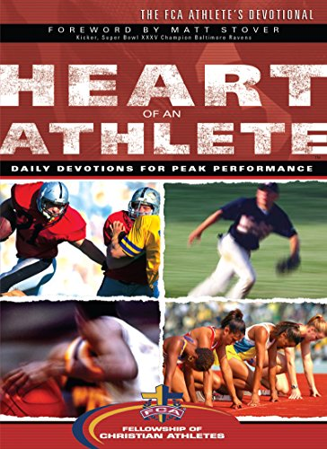Download Heart of an Athlete: Daily Devotions for Peak Performance