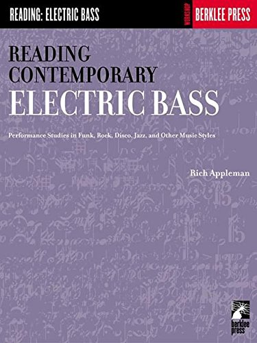 Reading Contemporary Electric Bass
