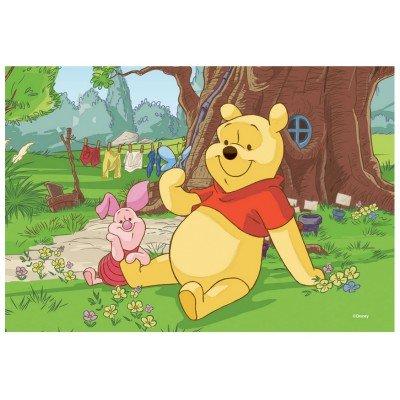 Winnie Puuh : Winnie und Ferkel