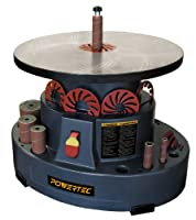 POWERTEC OS1000 Oscillating Spindle Sander from POWERTEC