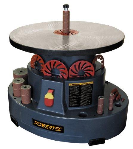 POWERTEC-OS1000-18-Oscillating-Spindle-Sander