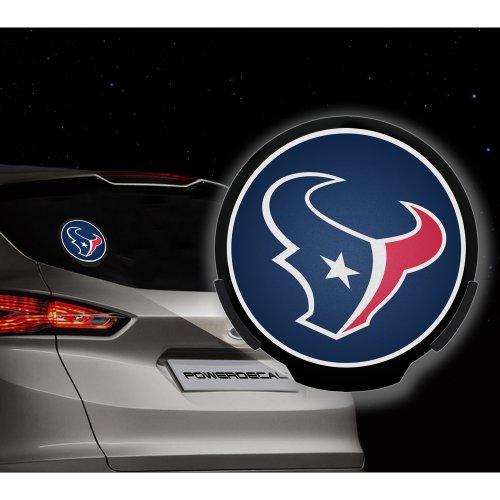 Houston Texans Light Up Powerdecal