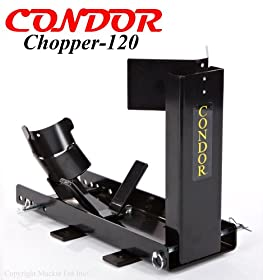 CONDOR-SC2000/120 Chopper Chock-Motorcycle Wheel Chocks. CHOPPER chock for a 110/120mm tire