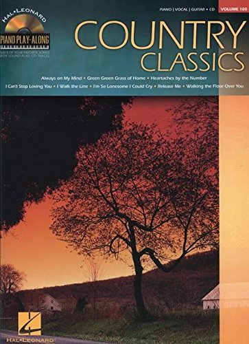 Country Classics (Play Along Book & CD)